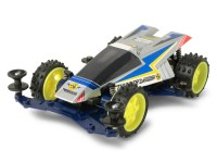 Tamiya Mini 4WD Racing Series Thunder Dragon Premium Kit di Montaggio