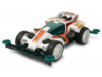 Tamiya Mini 4WD Racing Series Dash-0 Horizon Premium Kit di Montaggio