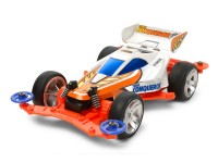 Tamiya Mini 4WD Racing Series Terra Conqueror RS Kit di Montaggio