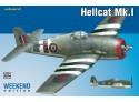 Eduard Hellcat Mk. I Aereo in Kit 1/72