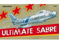 Eduard Ultimate Sabre Kit di Montaggio 1/48