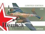 Eduard Petlyakov Pe-2 Kit di Montaggio 1/48