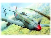 Eduard YAK-3 Red Devils Aereo in Kit 1/48