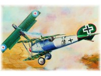 Eduard Albatros D. Va Mailed Gauntlet Aereo in Kit 1/48