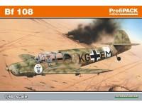 Eduard Bf 108 Aereo in Kit 1/48