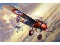 Eduard Morane Saulnier type N Aereo in Kit 1/48