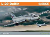 Eduard L-29 Delfin Aereo in Kit 1/48