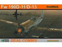 Eduard Fw 190D-11/ D-13 DUAL COMBO Aerei in Kit 1/48