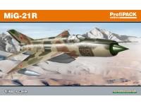 Eduard MiG-21R Edizione Profipack Aereo in Kit 1/48