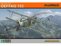 Eduard Albatros D. III OEFFAG 153 Aereo in Kit 1/48