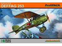 Eduard Albatros D. III OEFFAG 253 Edizione Profipack Aereo in Kit 1/48