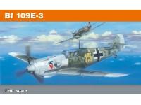 Eduard Bf 109E-3 Aereo in Kit 1/48 Riedizione