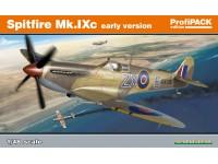 Eduard Spitfire Mk. IXc early version Aereo in Kit 1/48 Riedizione