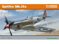 Eduard Spitfire Mk. IXe Edizione Profipack Aereo in Kit 1/48
