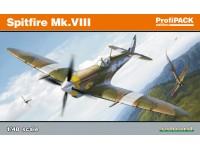 Eduard Supermarine Spitfire Mk. VIII Aereo in Kit 1/48