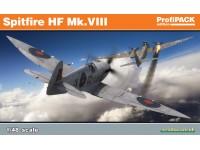Eduard Spitfire HF Mk. VIII Aereo in Kit 1/48