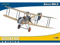 Eduard Airco DH-2 Aereo in Kit 1/48 Weekend Edition