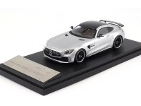 ALMOST REAL MERCEDES AMG GT R ARGENTO 2017 MODELLINO