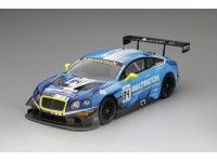 TSM MODEL 1/18 BENTLEY CONTINENTAL GT3 N.84 BLANCPAIN GT SERIES SPRINT CUP MOSCOW CITY RACING 2015 MODELLINO