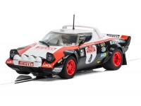Scalextric 1/32 Lancia Stratos Rally San Remo 1978 Modellino Slot Car