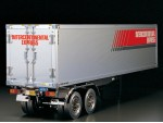 Tamiya 1/14 kit rimorchio container per camion RC