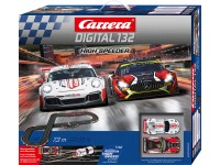 Carrera Digital 132 Pista Elettrica Digitale High Speeder