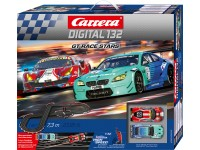 Carrera Digital 132 Pista Elettrica Digitale GT Race Stars
