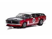 Scalextric 1/32 Ford Mustang Boss 302 British Saloon Car Championship 1970 Modellino Slot Car