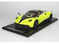 BBR Models 1/12 Pagani Huayra Giallo speciale Modellino