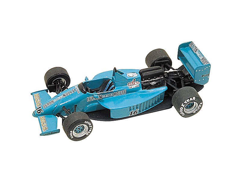 MARCH 871 GP MONACO 1987 TAMEO KITS IN METALLO 1/43