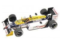 WILLIAMS FW11b GP AUSTRALIA 1987 TAMEO KITS IN METALLO 1/43
