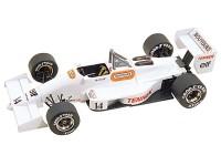 AGS JH23 GP BRASILE 1988 TAMEO KITS IN METALLO 1/43