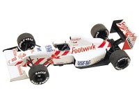 ARROWS A11b GP MONACO 1990 TAMEO KITS IN METALLO 1/43