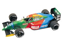 BENETTON B190 GP MONACO 1990 TAMEO KITS IN METALLO 1/43