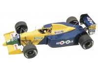 BENETTON B190b GP USA 1991 TAMEO KITS IN METALLO 1/43