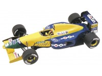 BENETTON B191 GP CANADA 1991 TAMEO KITS IN METALLO 1/43