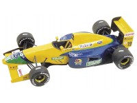 BENETTON B191b GP SUDAFRICA 1992 TAMEO KITS IN METALLO 1/43