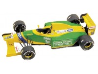 BENETTON B192 GP BELGIO 1992 TAMEO KITS IN METALLO 1/43