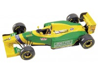 BENETTON B193A GP SUDAFRICA 1993 TAMEO KITS IN METALLO 1/43