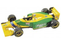 BENETTON B193B GP PORTOGALLO 1993 TAMEO KITS IN METALLO 1/43