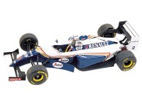 WILLIAMS FW17b GP DEL PACIFICO 1995 TAMEO KITS IN METALLO 1//43