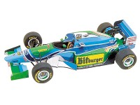 BENETTON B194 GP AUSTRALIA 1994 TAMEO KITS IN METALLO 1/43