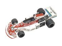 MARCH WILLIAMS 761 GP OLANDA 1977 TAMEO KITS IN METALLO 1/43