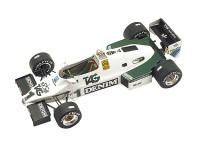 WILLIAMS FW08C GP MONACO 1983 TAMEO KITS IN METALLO 1/43