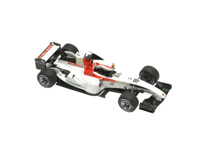 BAR 006 GP USA 2004 TAMEO KITS SERIE SILVERLINE