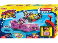 Carrera 1.First Pista Elettrica Analogica Mickey and the Roadster Racers - Minnie