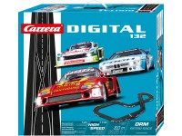 Carrera Digital 132 Pista Elettrica Digitale DRM Retro Race
