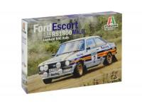 Italeri 1/24 Ford Escort RS 1800 Mk.II Lombard RAC Rally Scatola di Montaggio