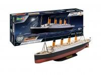 Revell 1/600 Easy click system RMS Tianic Modello in kit di Montaggio