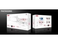 SYMA X5UW-D Drone RC 4 canali trasmissione video in tempo reale